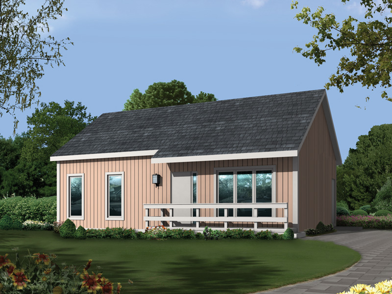 Small Ranch House Plans affordable ranch 4676 3 bedrooms and 25 baths the house designers Small Ranch Home With Contemporary Front Windows