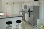 Colonial Floor Plan Kitchen Photo 02 - 005D-0001 | House Plans and More