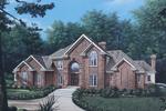 Luxurious Brick Home