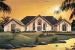 Southwestern House Plans from Houseplans.com