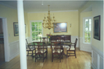 Traditional House Plan Dining Room Photo 01 - 007D-0006 | House Plans and More