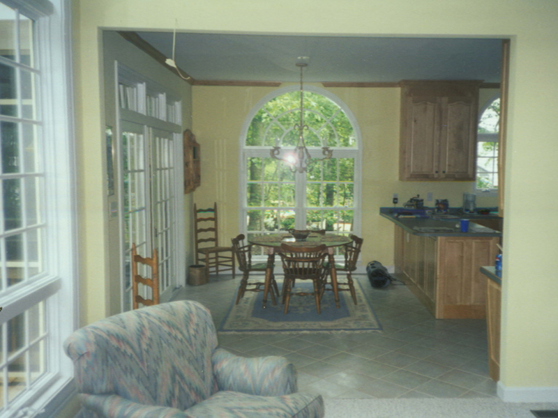 Traditional House Plan Kitchen Photo 02 007D-0006