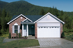 Traditional House Plan Front Photo of House - 007D-0060 | House Plans and More