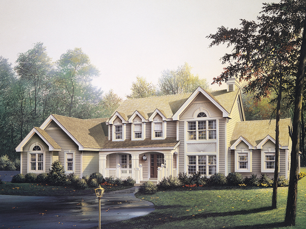 Summerridge cape cod home plan 007d 0072 house plans and more for Two story cape cod