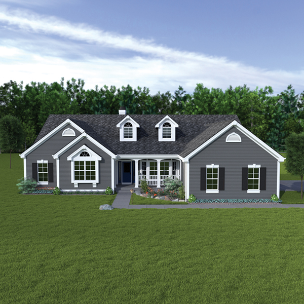 Madison Manor Country Home Plan 007d 0113 House Plans