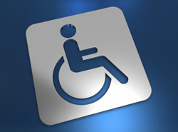 symbol for handicap accessible
