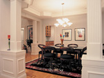 Greek Revival Home Plan Dining Room Photo 01 - 007D-0132 | House Plans and More