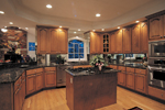 Luxury House Plan Kitchen Photo 02 - 007D-0132 | House Plans and More