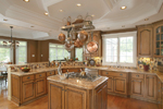 Traditional House Plan Kitchen Photo 03 - 007D-0132 | House Plans and More