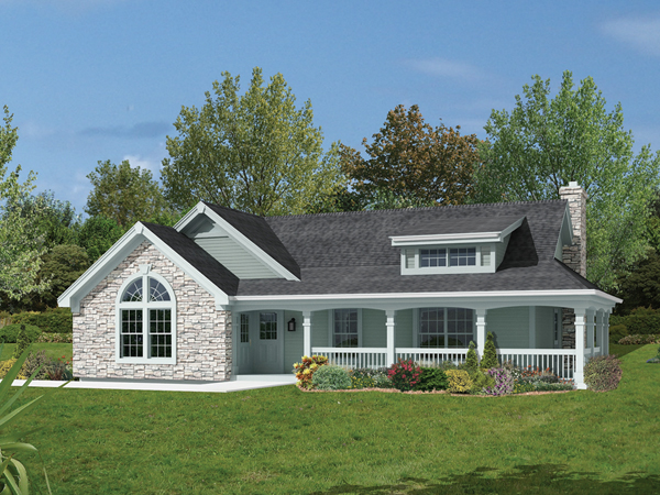 Summersmill Cottage Home Plan 007D 0135 House Plans and More