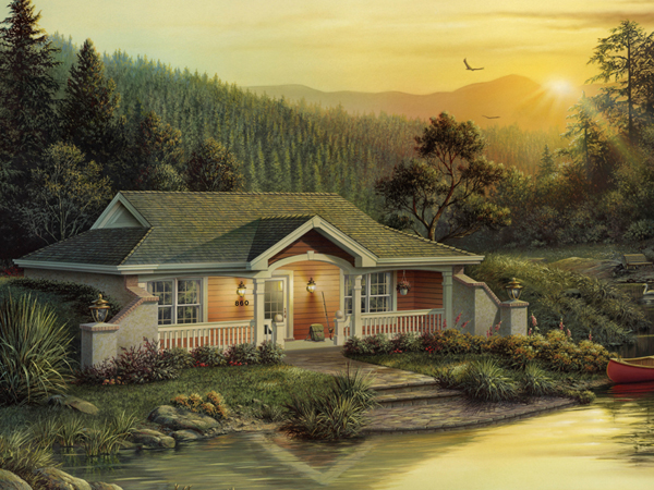 Berm home plans with under 1300 sq feet Earth bermed homes