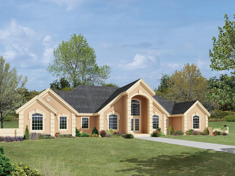 Malabar bay sunbelt style home plan 007d 0171 house for Sunbelt homes