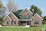 Grand Two-Story Home With Classic Featured Exterior