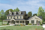Fabulous Countryside Home Plan