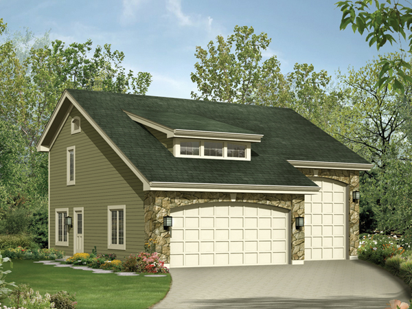 Stonetrail apartment garage plan 007d 0189 house plans for Rv garage with apartment