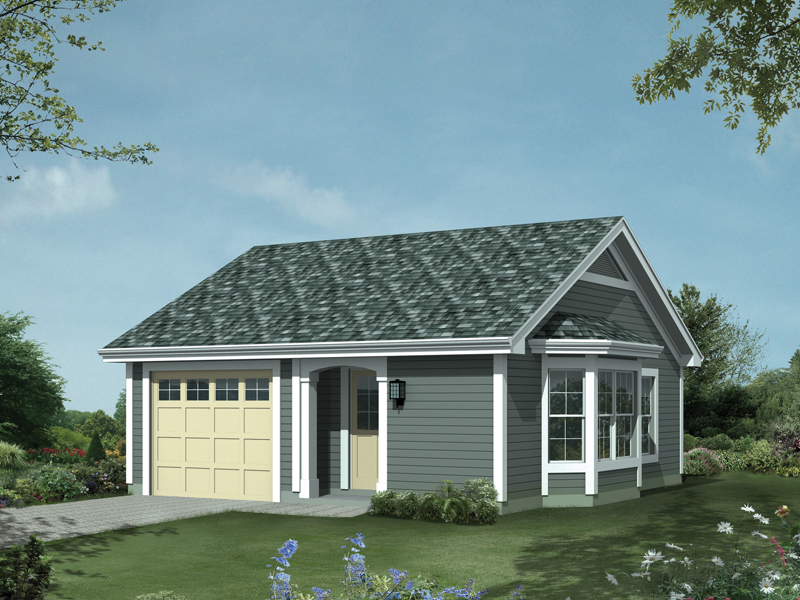 Comfortable And Cozy Cottage House Plan