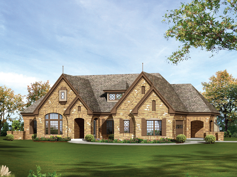 Cheshire Hills Efficient Home Plan 007D-0207 | House Plans and More