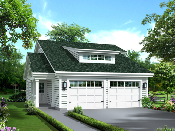 Westfall park apartment garage plan 007d 0241 house for 2 1 2 car garage size