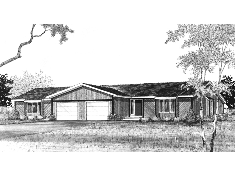 Counrty Ranch Multi-Family Plan