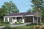 Functional Ranch Home With Carport