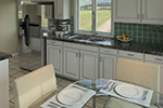 Vacation Home Plan Kitchen Photo 02 - 008D-0047 | House Plans and More