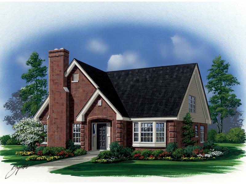 Terrific Cottage-Style Design