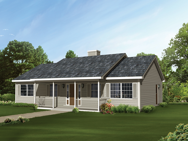 Beautiful Edgehollow Country Ranch Home. HOUSE PLAN ... Awesome Ideas