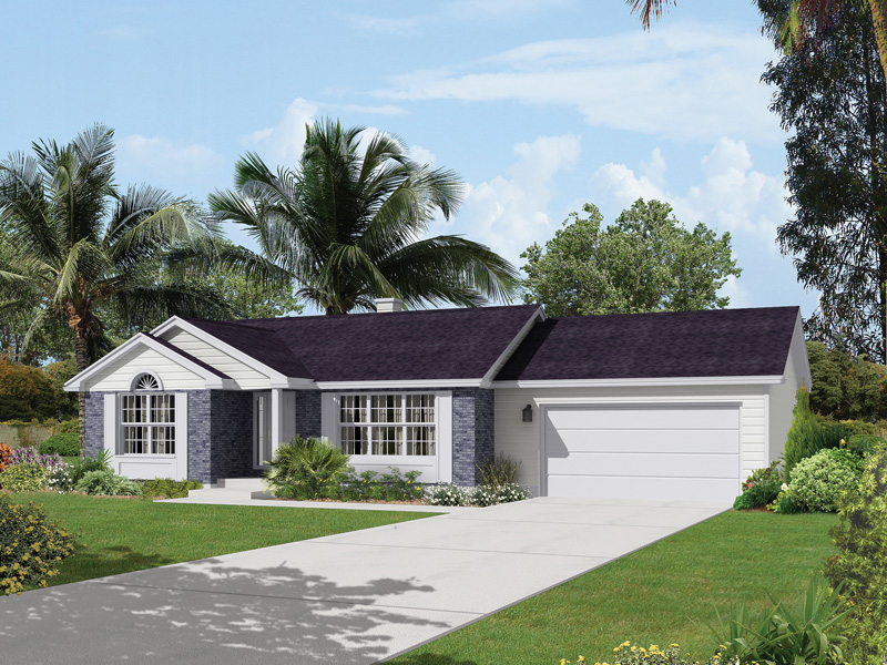 Rosebury Lake Ranch Home Plan 008D-0102 | House Plans and More