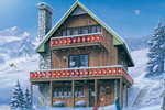 Ski Chalet With Style