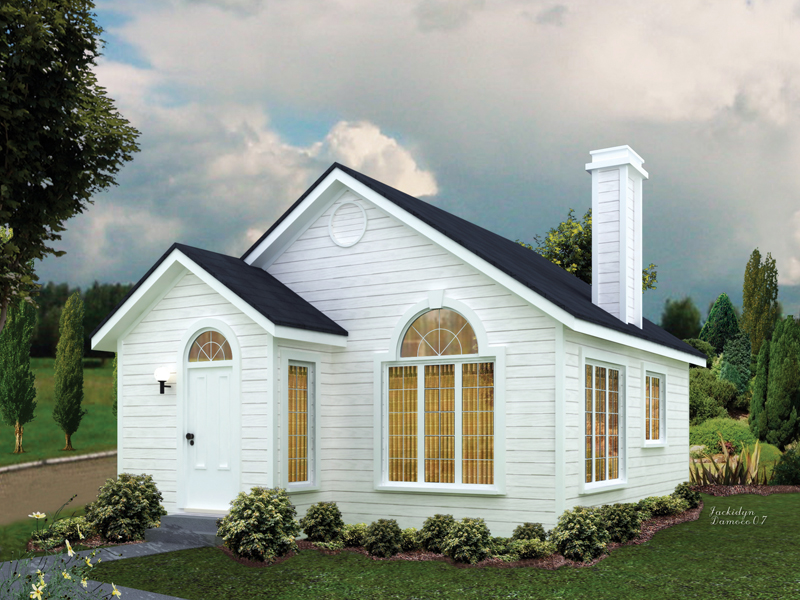 Florida House Plan Front of Home - 008D-0154 | House Plans and More