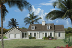 Country Colonial Style Creates An Invigorating Appeal