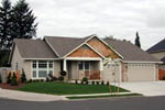 Craftsman House Plan Front Photo 01 - 011D-0004 | House Plans and More