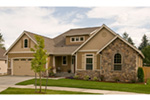 Shingle House Plan Front Photo 04 - 011D-0008   House Plans and More