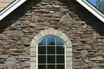 Country French Home Plan Window Detail Photo - 011D-0008 | House Plans and More