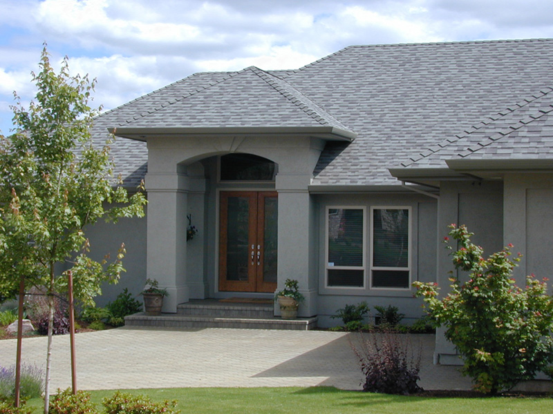 Ranch House Plan Front Photo 07 - 011D-0012   House Plans and More