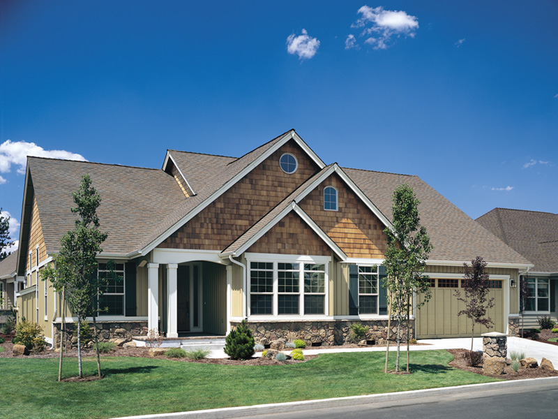 Craftsman House Plan Front Photo 11 - Springfall Craftsman Ranch Home 011D-0013 | House Plans and More