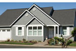 Traditional House Plan Front Photo 03 - 011D-0013 | House Plans and More