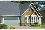 Craftsman House Plan Front Photo 06 - 011D-0013 | House Plans and More