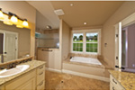 Craftsman House Plan Master Bathroom Photo 02 - Springfall Craftsman Ranch Home 011D-0013 | House Plans and More