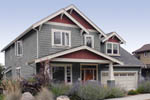 Craftsman House Plan Front Photo 02 - 011D-0020 | House Plans and More