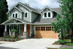 Craftsman House Plan Front Photo 03 - 011D-0020 | House Plans and More