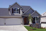 Traditional House Plan Front Photo 01 - 011D-0026 | House Plans and More
