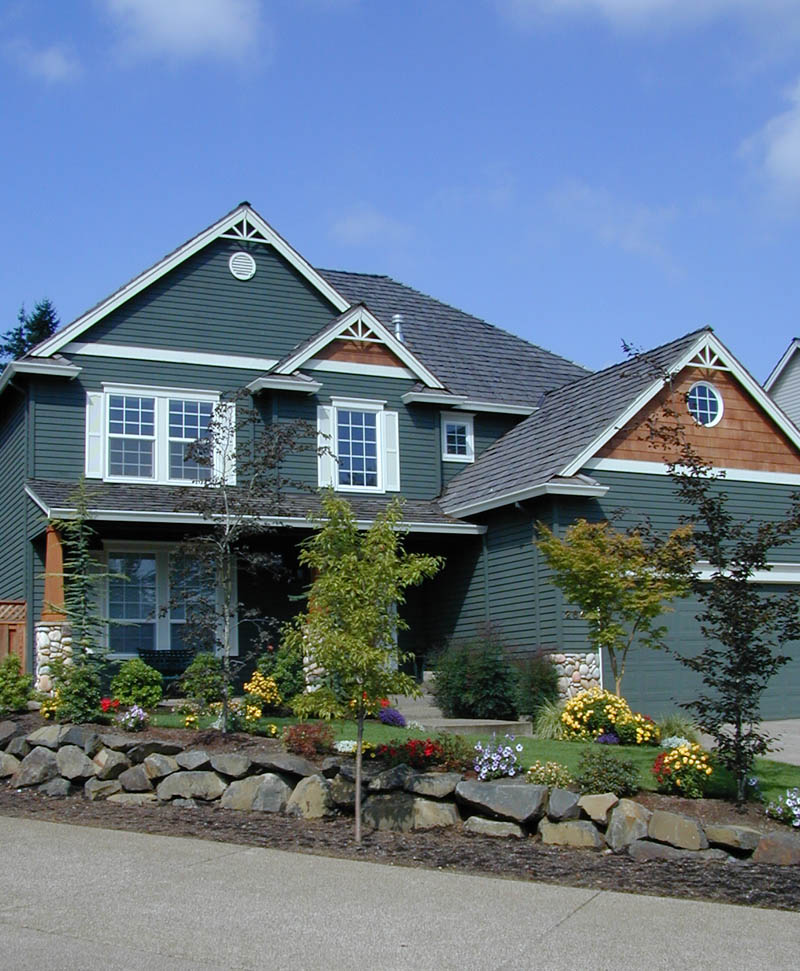 Traditional House Plan Front Photo 07 011D-0027
