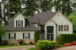 Colonial Floor Plan Front Photo 08 - 011D-0027 | House Plans and More