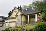 Basic Craftsman Design Home