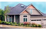 Craftsman House Plan Front Photo 08 011D-0030