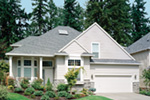 Craftsman House Plan Front Photo 09 - 011D-0030 | House Plans and More