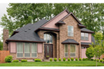 Traditional House Plan Front Photo 06 - 011D-0033 | House Plans and More