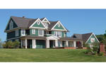 Shingle House Plan Front Photo 01 - 011D-0035 | House Plans and More