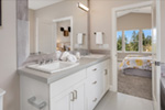 Lake House Plan Master Bathroom Photo 01 - 011D-0037 | House Plans and More